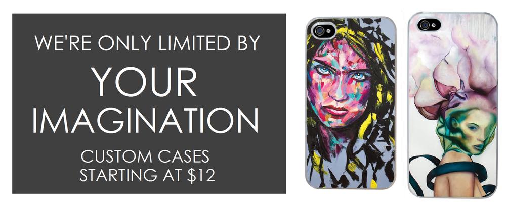 Custom Art Cell Phone Cases
