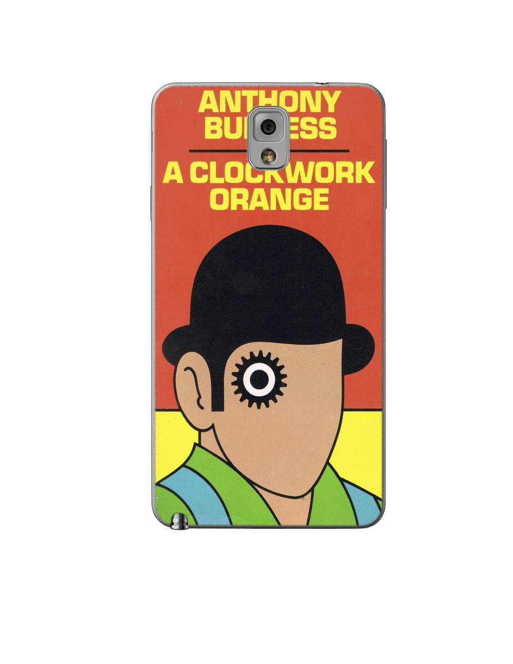 Clockwork Orange Cover Art