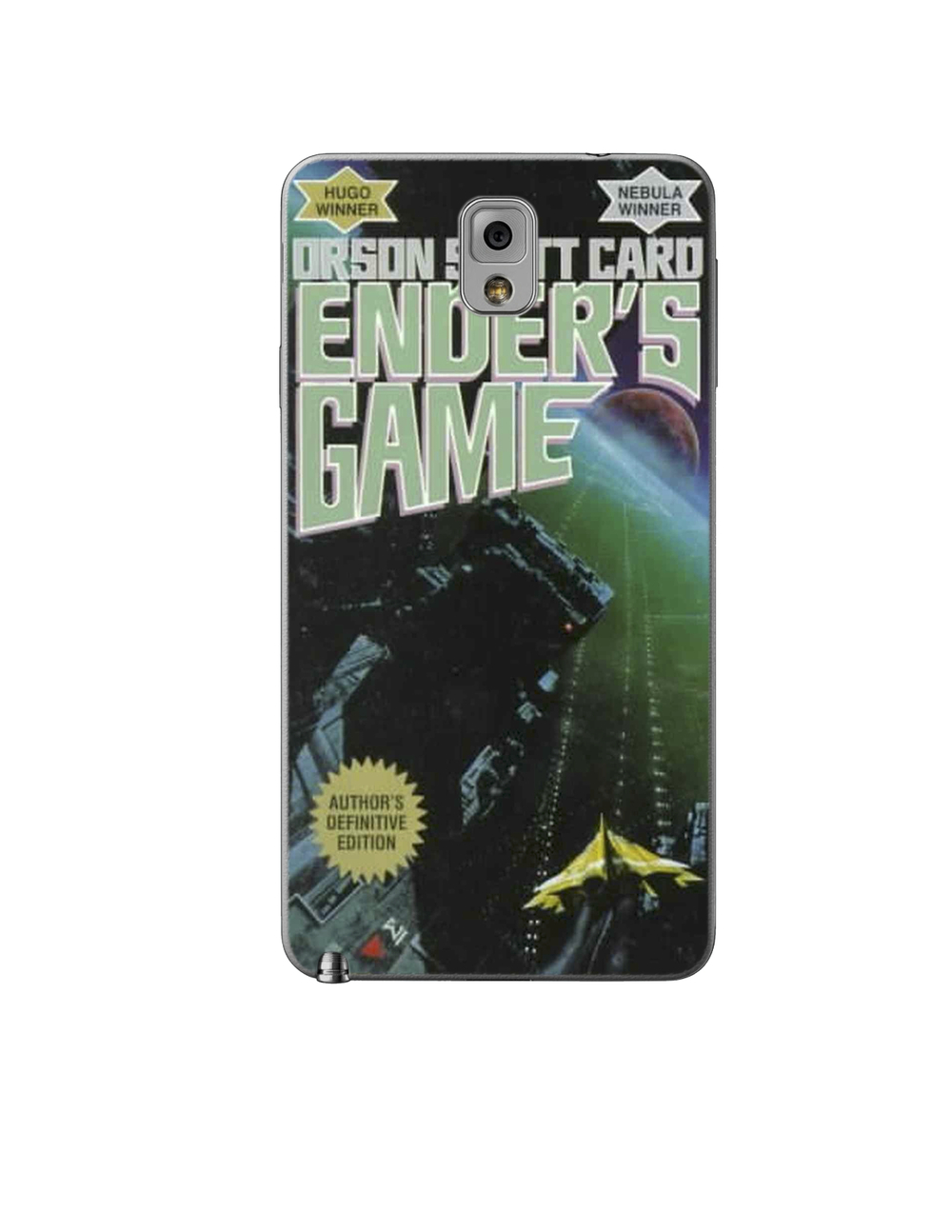 Ender's Game Cover Art