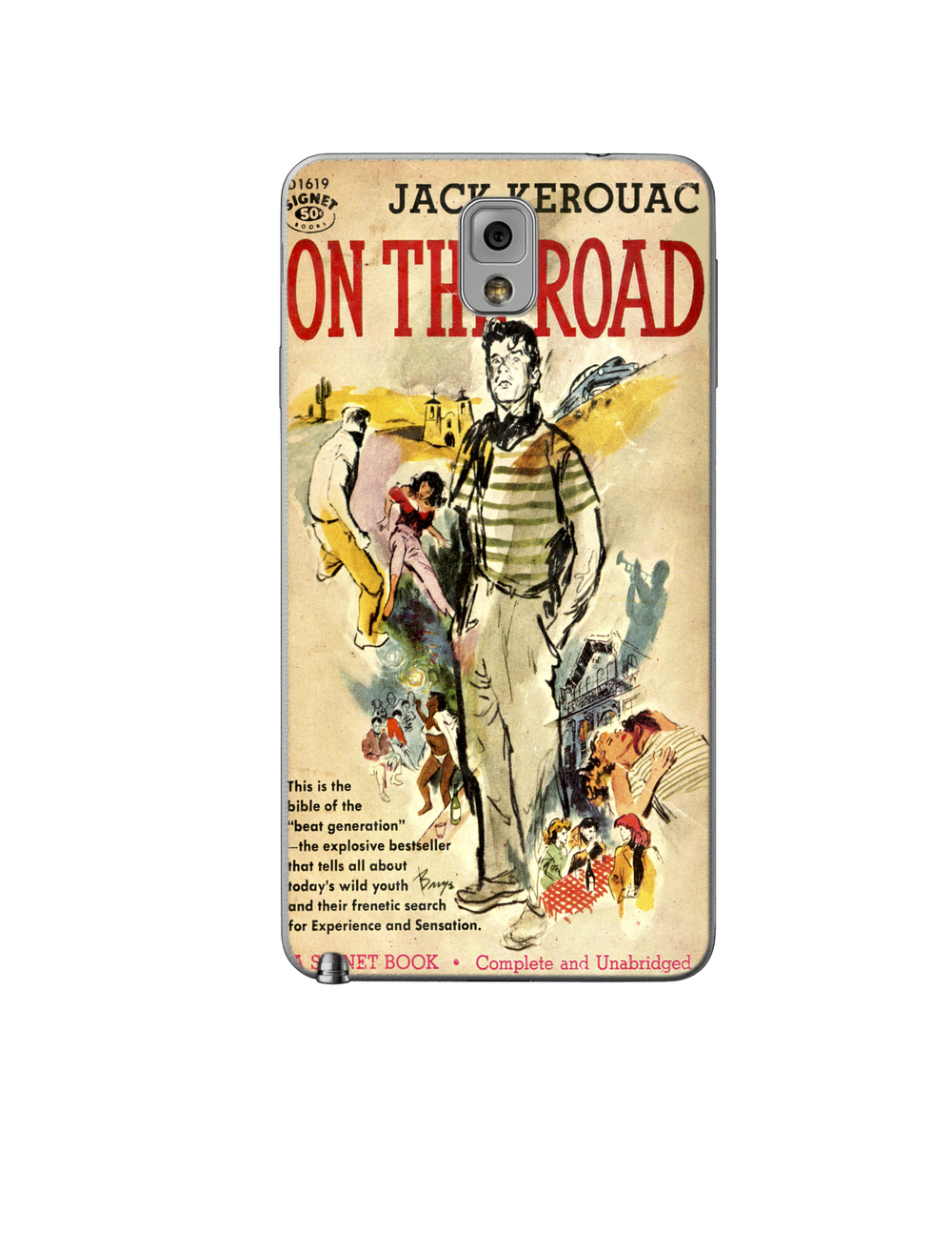 On the Road Cover Art
