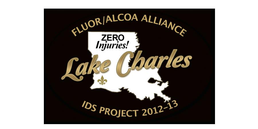 Fluor/Alcoa Project