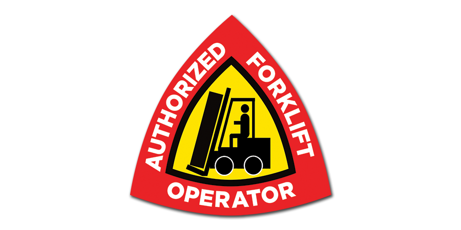 Authorized Forklift Operator
