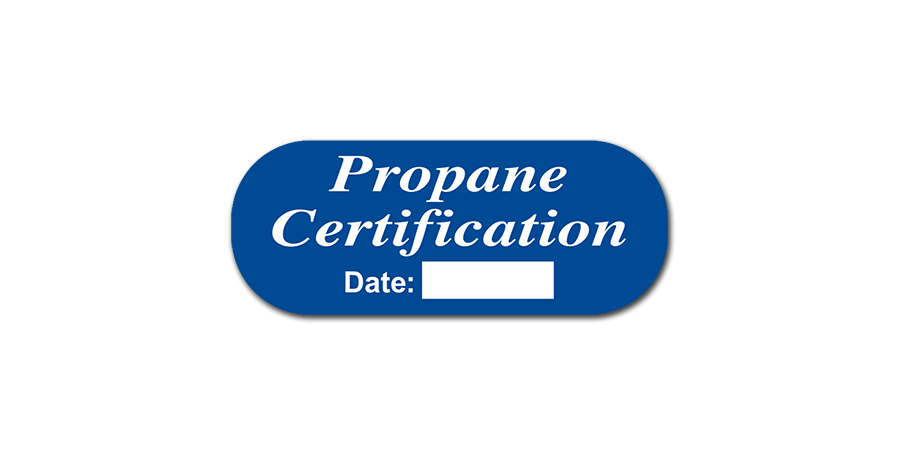Propane Cetification