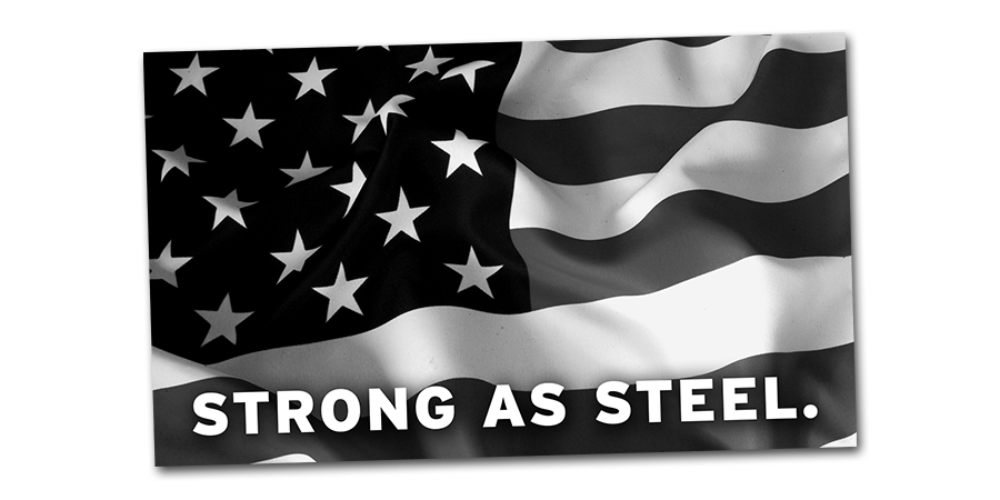 USA - Strong as Steel