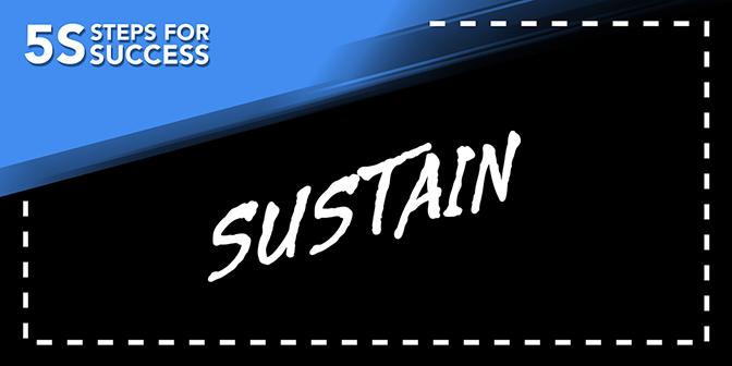 5S Banner - Sustain