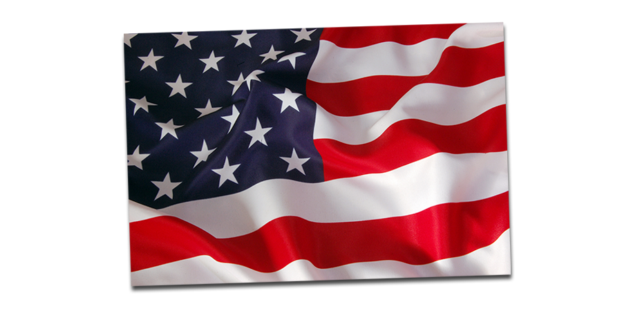 American USA flag sticker.png