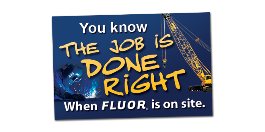 Fluor Job Done Right magnet.png
