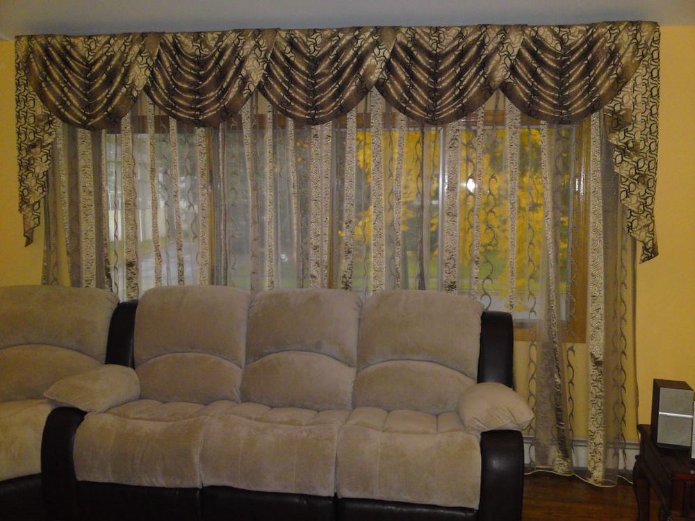 best curtains online design