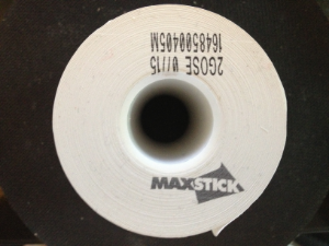 Look for the MAXStick logo on your rolls in 2014!