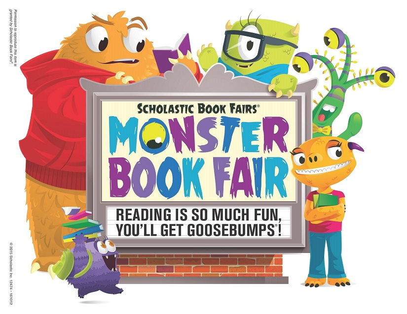 IT'S BOOK FAIR TIME! Join us Sunday, Nov. 1 through Monday, Nov. 2 on campus! Click here to preview NOW & pre-shop beginning Sunday, October 25th!