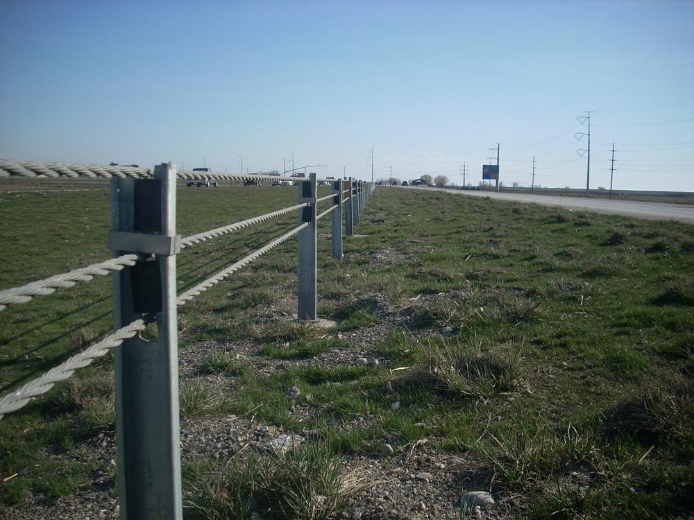 Image Result For Metal Fence Posts
