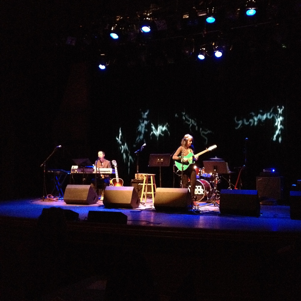 Paul Fowler & Janet Feder @ the Boulder Theater, Boulder Arts Week 2014