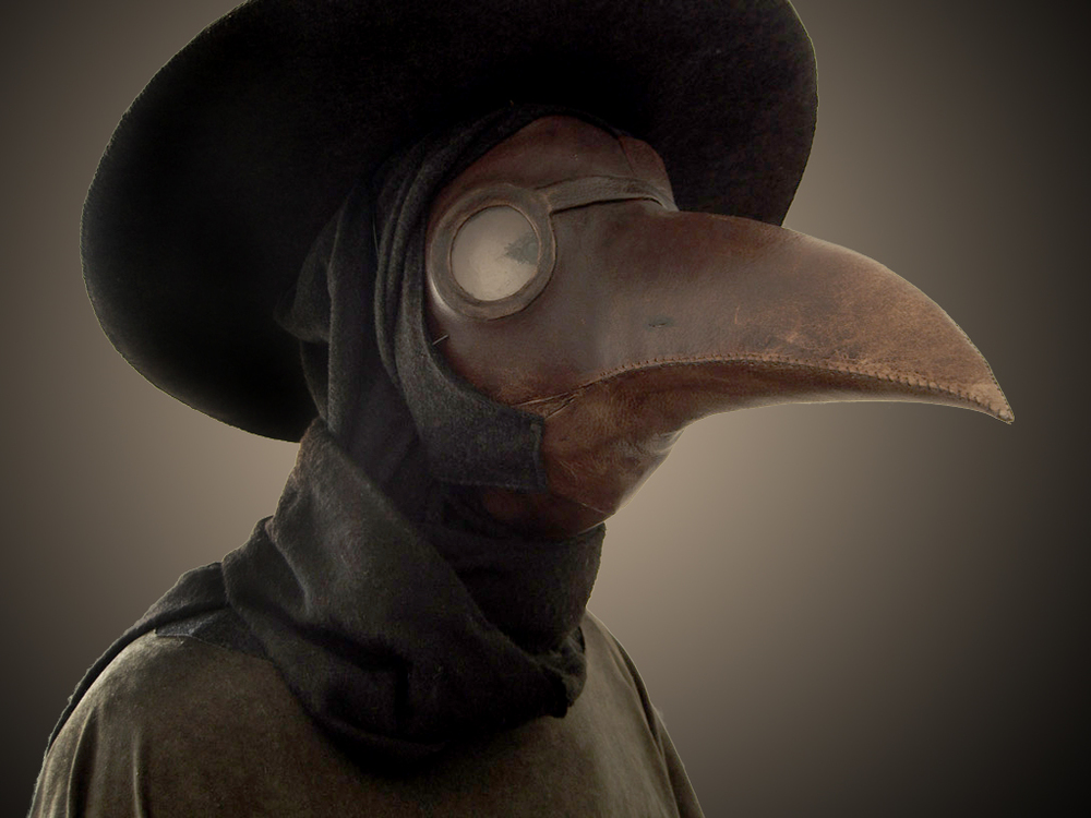 Plague Doctor Masks � Tom Banwell Designs