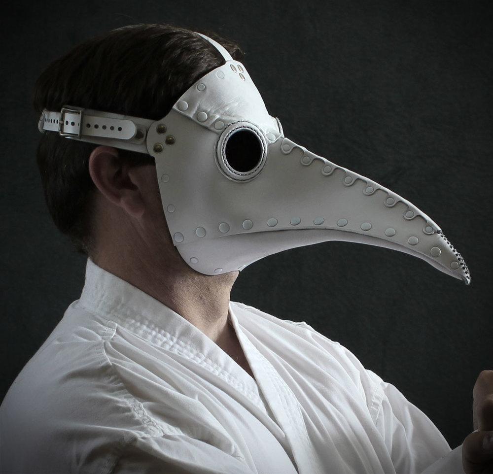 Plague Doctor Masks — Tom Banwell Designs