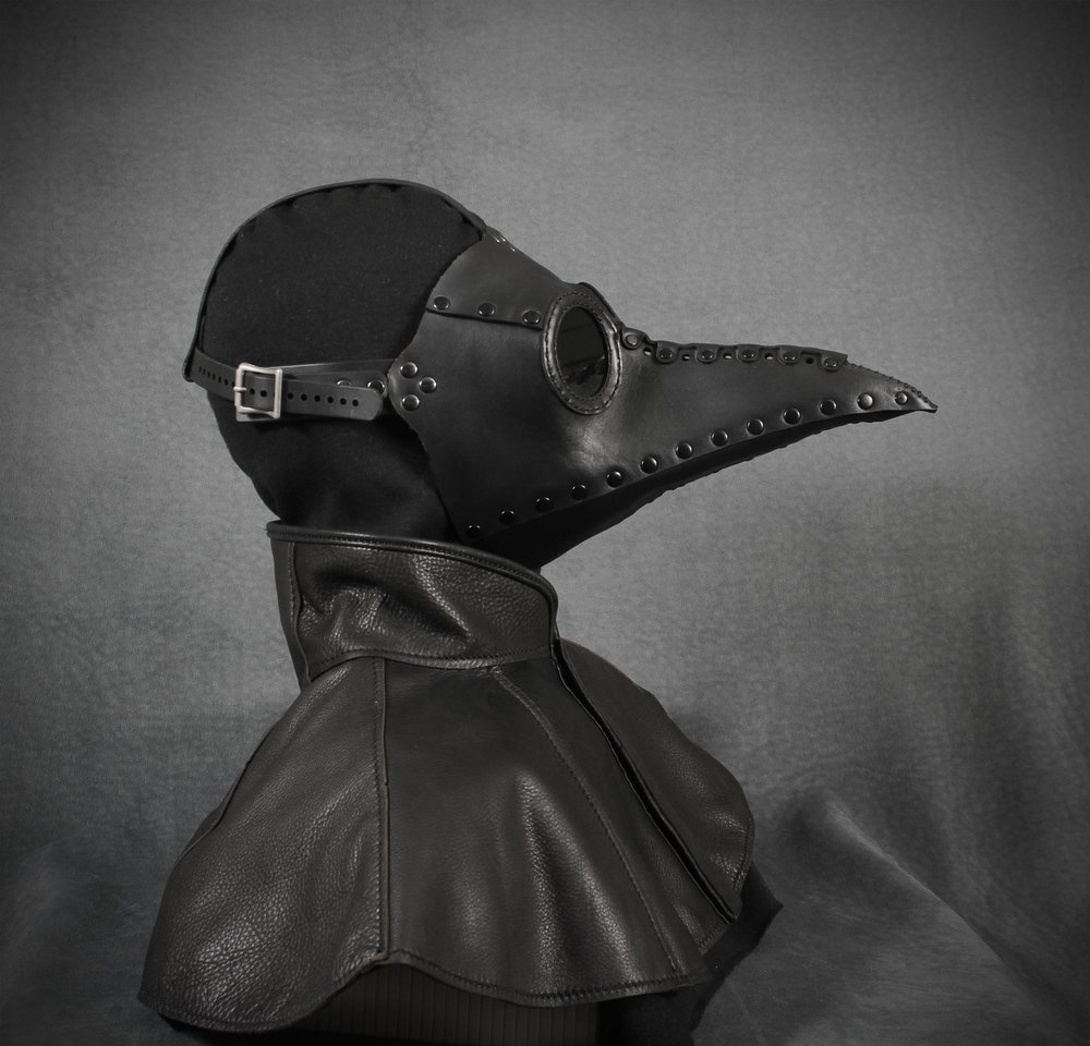 Image result for plague mask