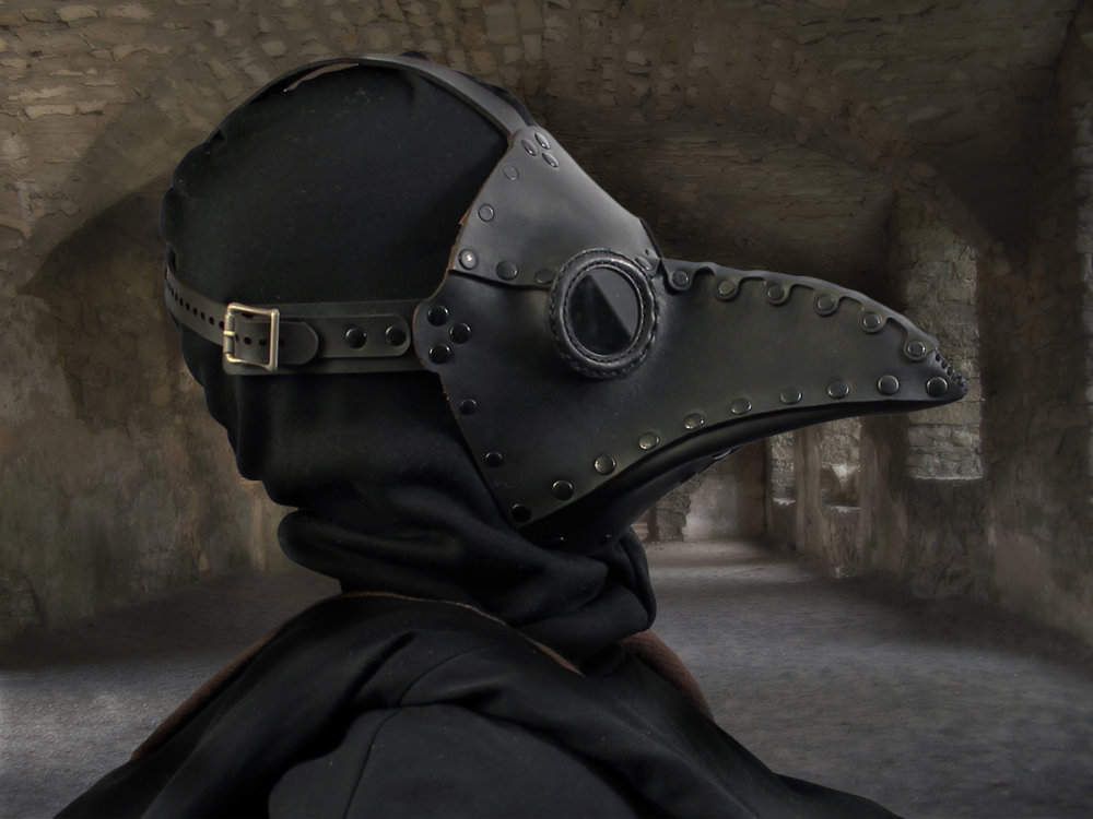 Krankheit Plague Doctor Mask
