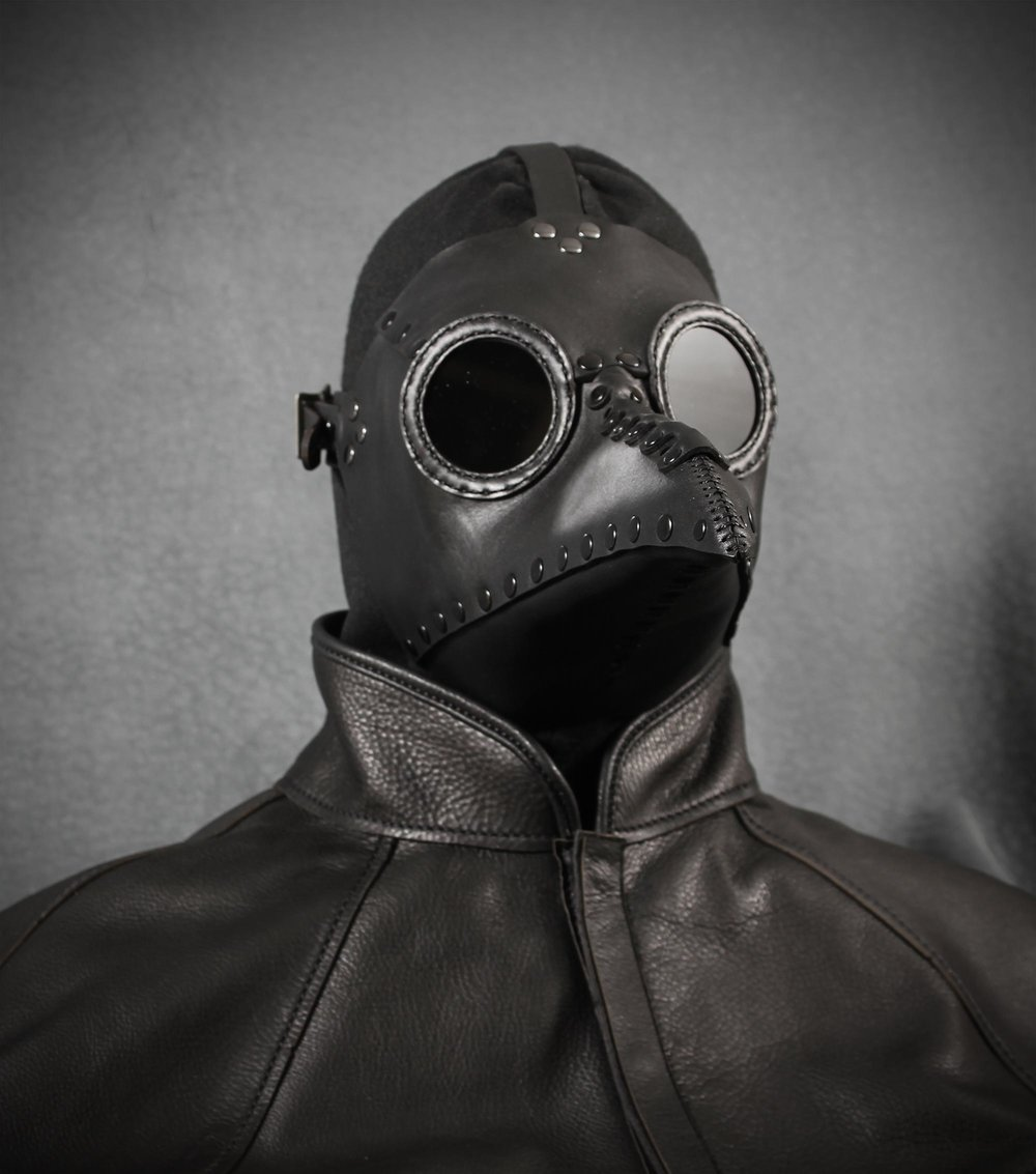 Bubonis Plague Doctor Mask