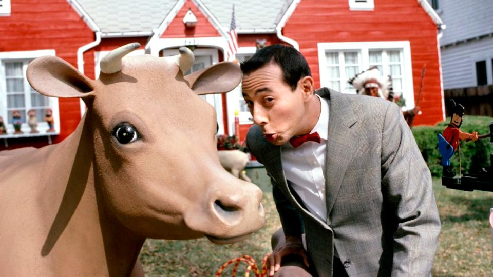 1985: Pee-Wee's Big Adventure