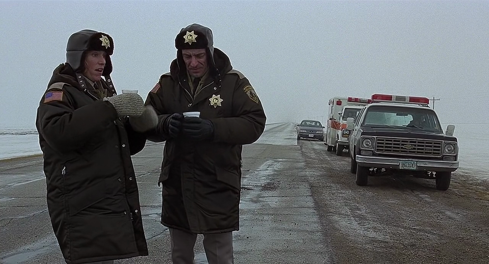 "1996: Honorable Mention ""Fargo"""