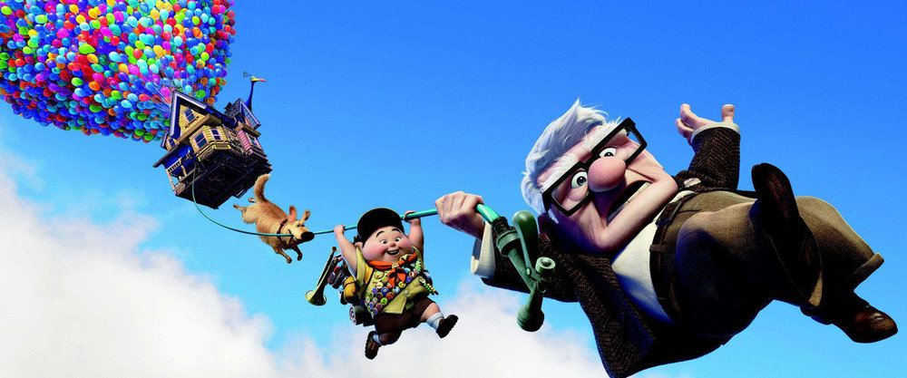 "2009: Honorable Mention ""Up"""