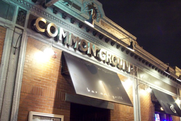 Common Ground Allston Thursdays at 8pm