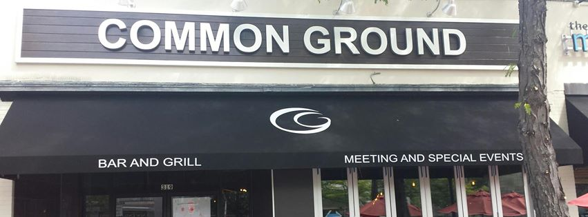 Common Ground Arlington Tuesdays at 9pm