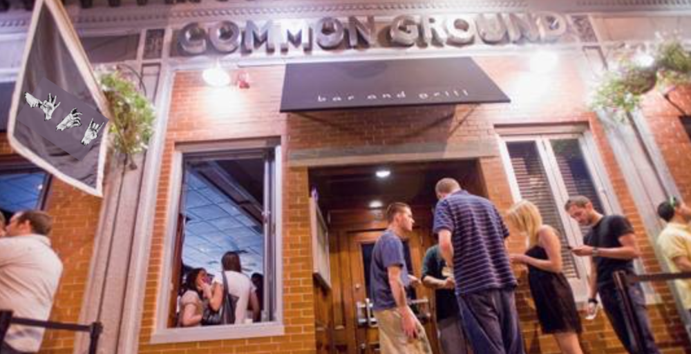 Common Ground Allston Mondays at 8pm for Sex, Drugs, & Rock N Roll themed trivia starting Monday April 25th!