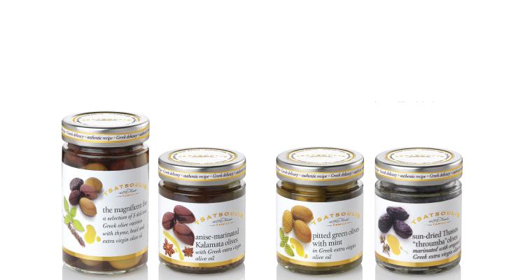 Tsatsoulis olives