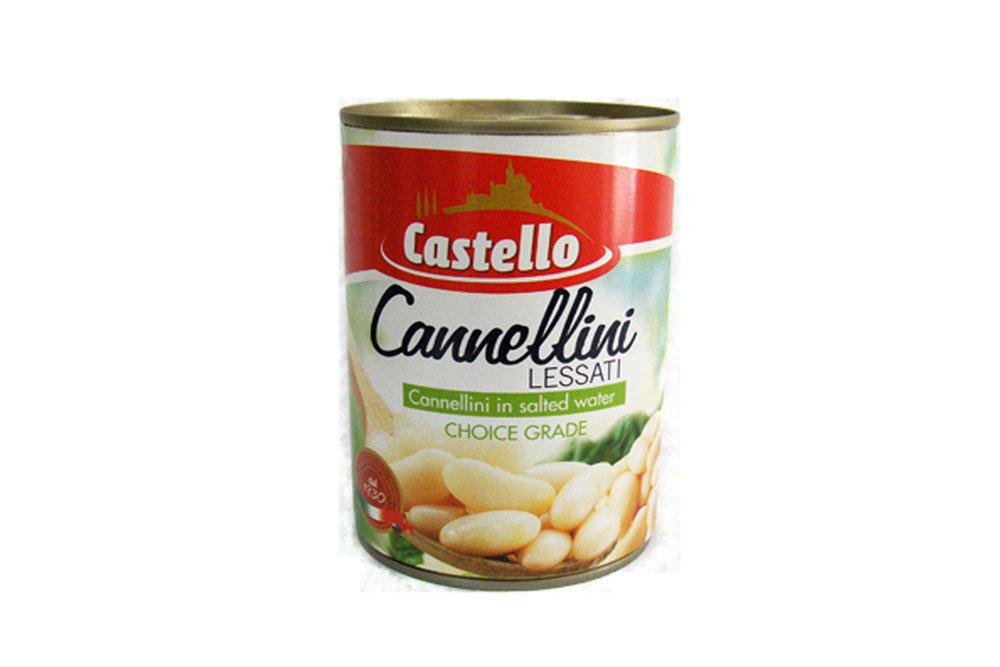 Castello cannellini beans 400g
