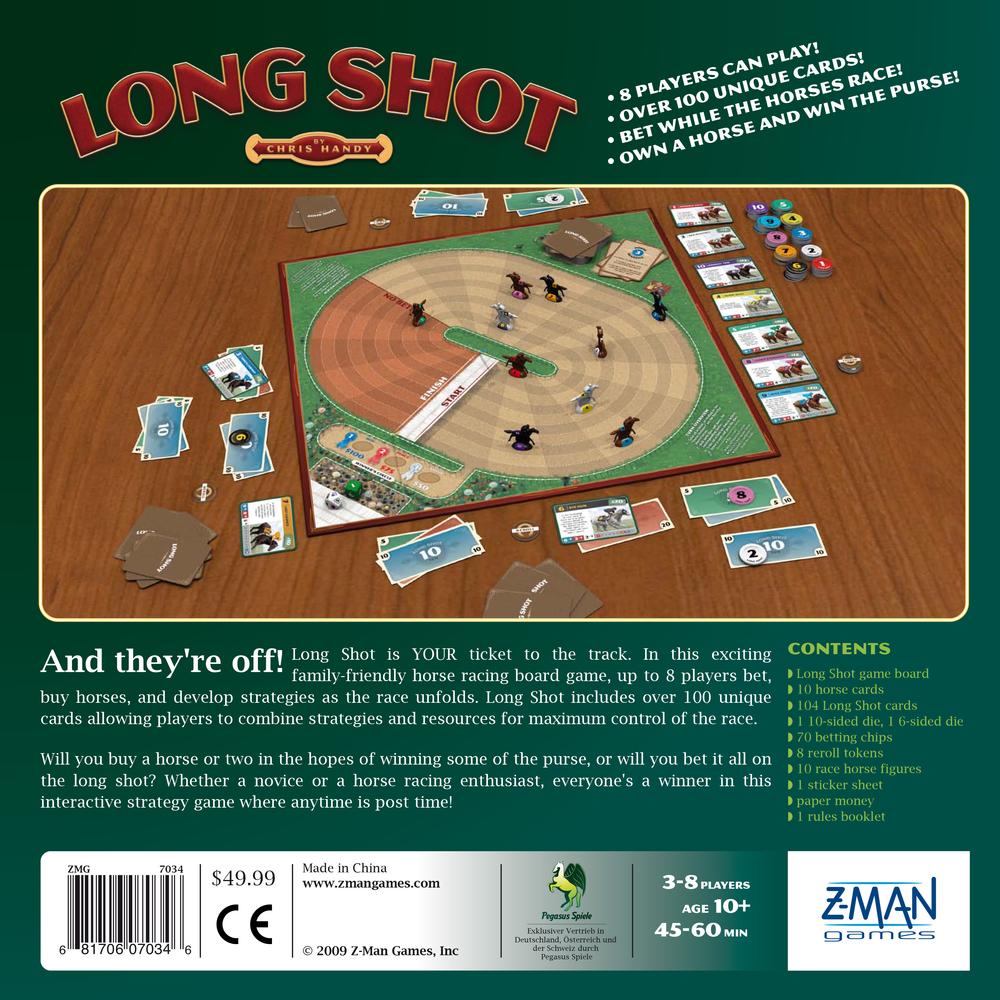 Horse Racing Board Games Horse Racing Board Game