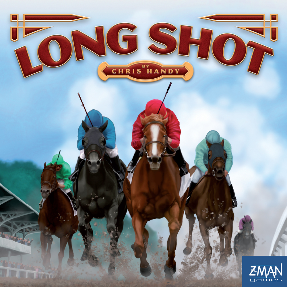 Long Shot board game