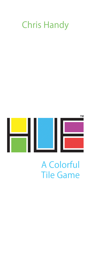 Copy of HUE - Pack O Game 1