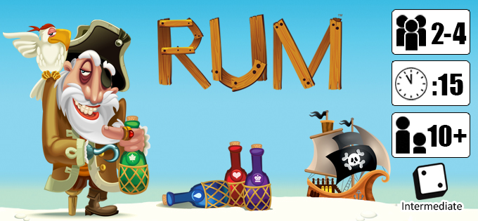 Rum the game