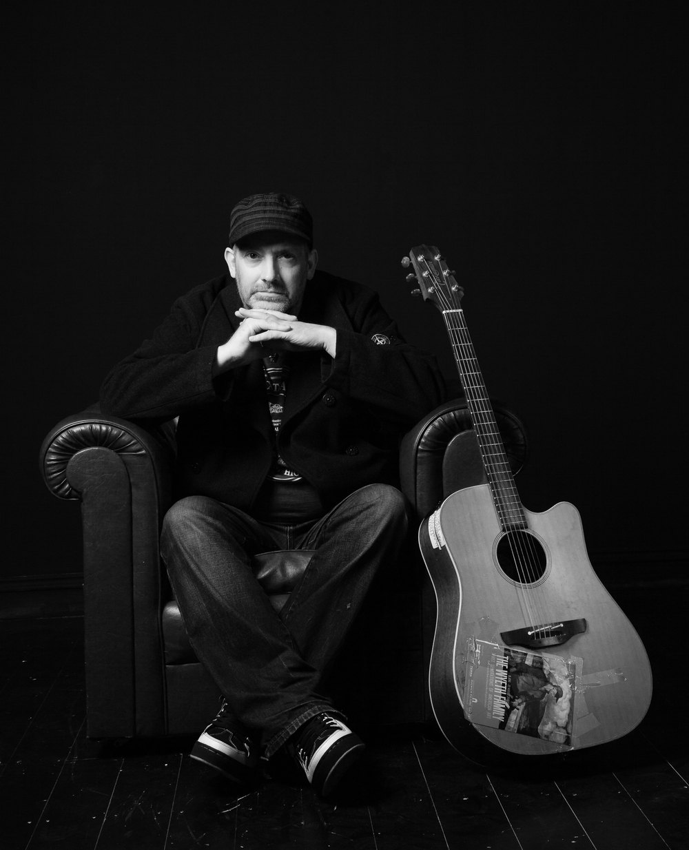 Dave Rotheray - musician headshot