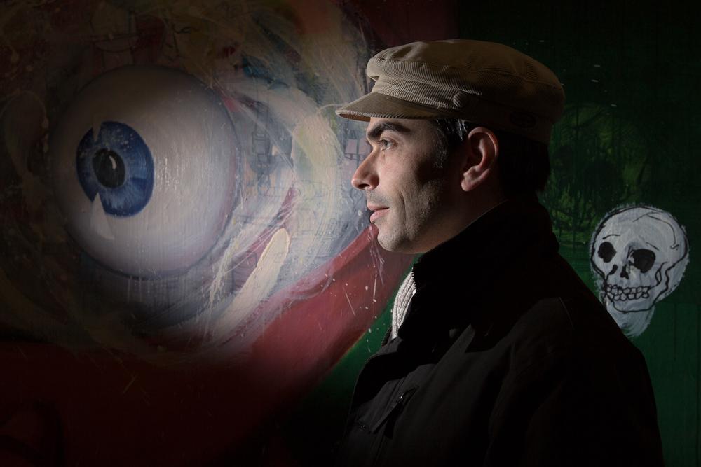 Dom Heffer - Artist Headshot