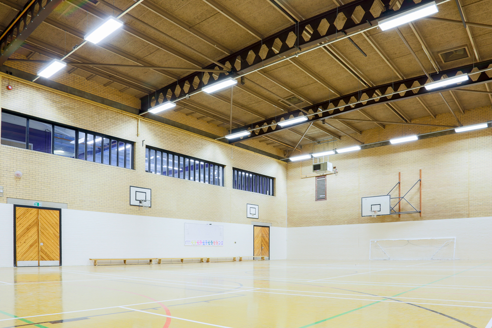 Beverley Grammar School Hall refurbishment