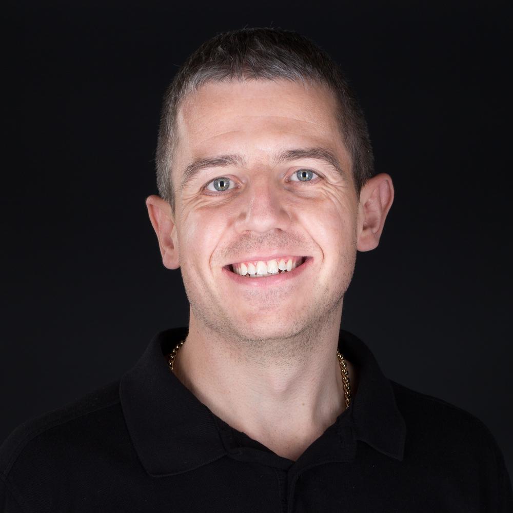 Headshot of Hull AV expert, Chris Beadie