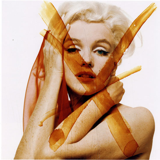 Marilyn Double X, Bert Stern, 1962