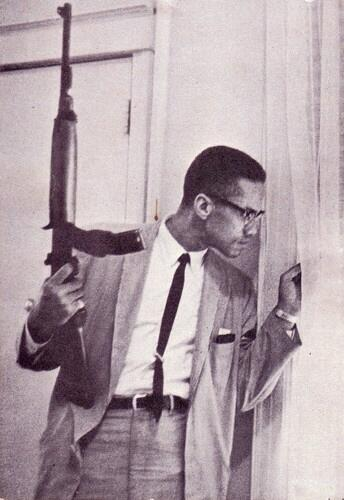 Malcolm X, Don Charles, 1964