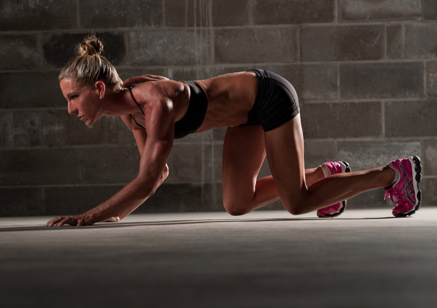 Kira Stokes in Well + Good. Primal Movement Workout
