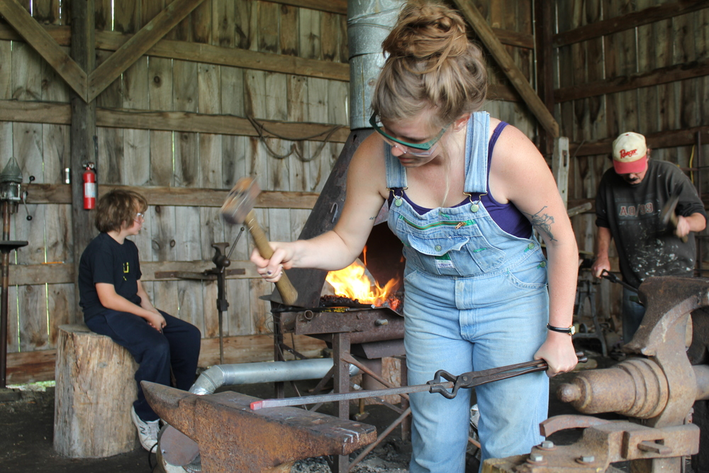 Intermediate Blacksmithing Workshop
