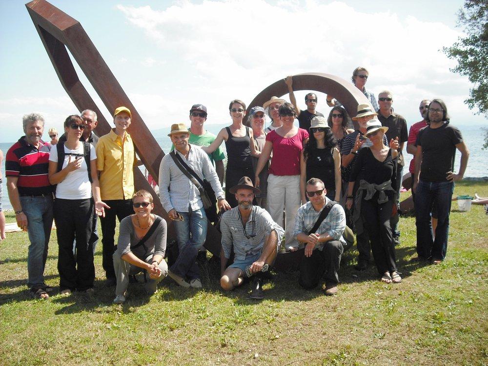fkx 09 Künstleraustausch Salem2Salem Künstler.JPG