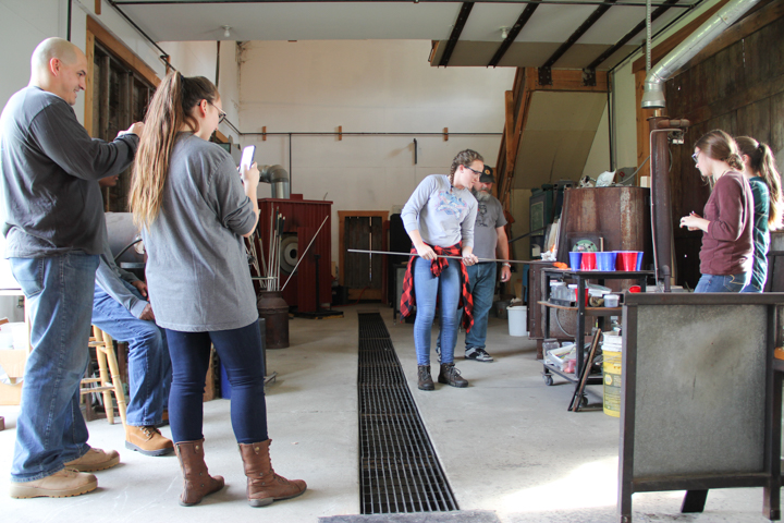 Art101-GlassBlowing-Studentworking2 2.jpg