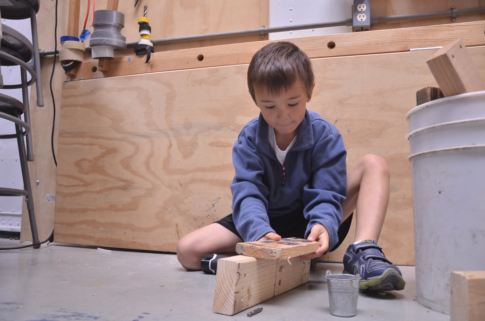 Younger Builder