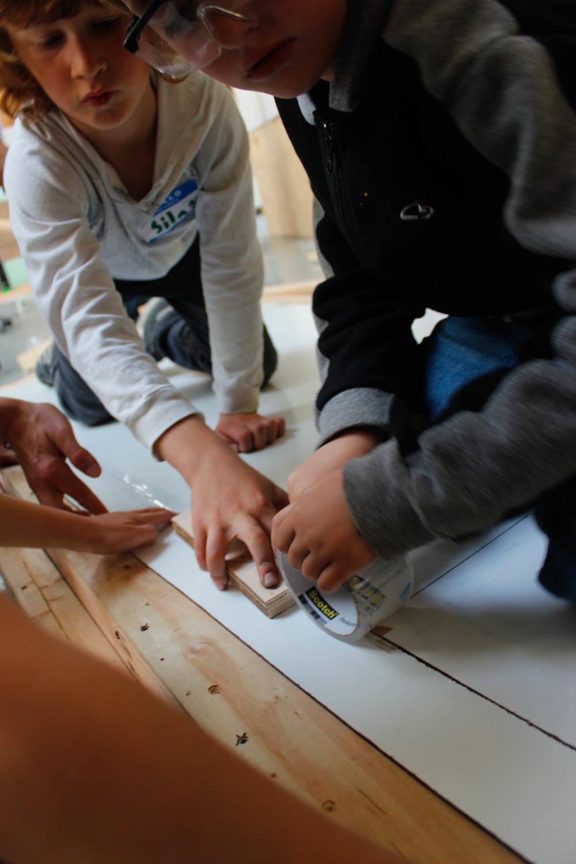 Tinkering School Zamboni!