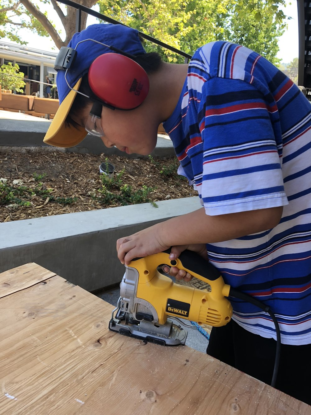 Harry Potter Day 3 Week 5 Mark School Tinkering Rotary Engine Diagram Chainsaw Jig Saw