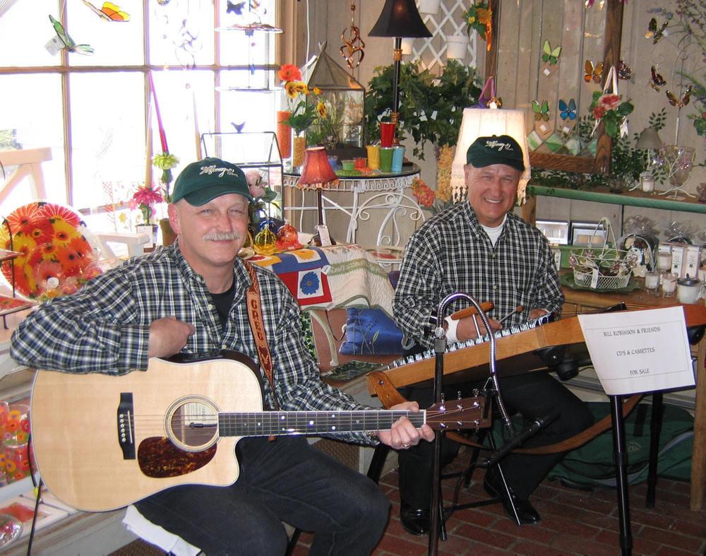 Bill Robinson & Greg Ferguson