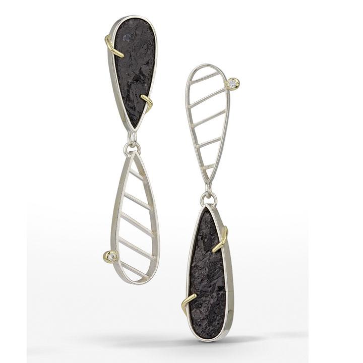 Asymmetrical Earring