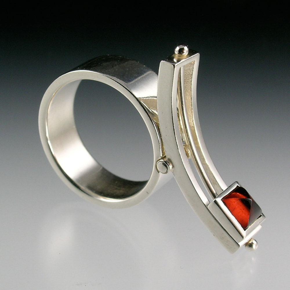 Mod Rocker Ring