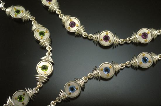 Samantha Freeman's Tap Bracelets